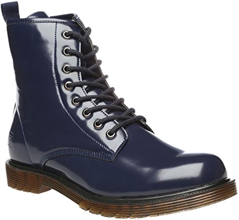 Rifle Zapatos del Hombre, Botines, Cuello Alto, Cierre de Cordones. Mod. 162-M-376-436