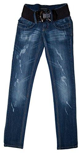 Monday-Denim -  Jeans  - Attillata  - Donna Blu