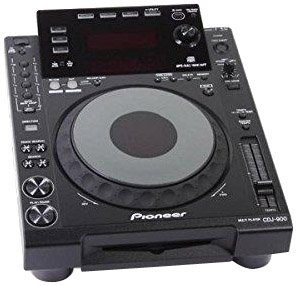 Pioneer CDJ-900 NEXUS MIXER (Pioneer Dj-cd-player)