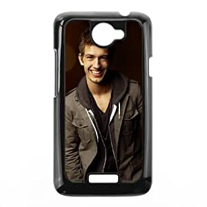 HTC One X Cell Phone Case Black Asher Book wsio