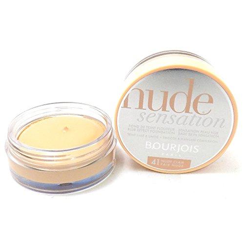 Bourjois, crema per viso Nude Sensation, Foundation, tonalità numero 01 [versione inglese]