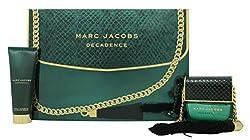 Marc Jacobs Decadence Femmewoman Set (Eau De Parfum 50 Ml + Duschgel 75 Ml), 1er Pack (1 X 1 Stück)
