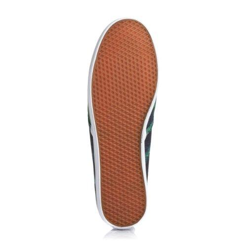 Vans Slip-on Lo Pro, Unisex - Erwachsene Skateboardschuhe Green