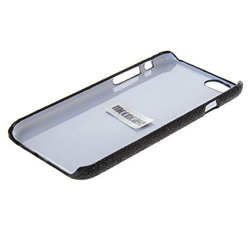MOONCASE Hard Shell Cover Housse Coque Etui Case Pour Apple iPhone 6 Plus Rose Noir