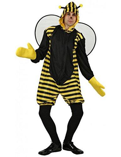 Generique Bienen-Kostüm für Herren M / L