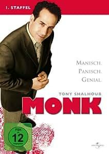 Monk - 1. Staffel (4 DVDs)