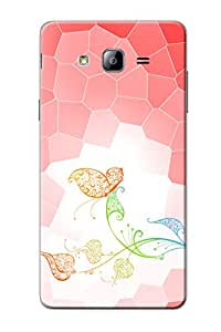 Accedere Printed Back Cover For Samsung Galaxy On 7 Pro