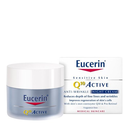 Eucerin q10 active antiarrugas noche 50m