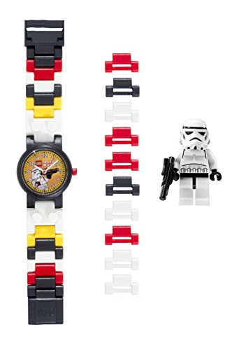Reloj modificable infantil de la tropa de asalto de LEGO Star Wars...