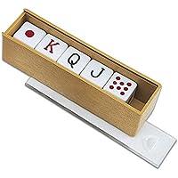 C. Games - Accesorios 5 Dados de Poker 15mm