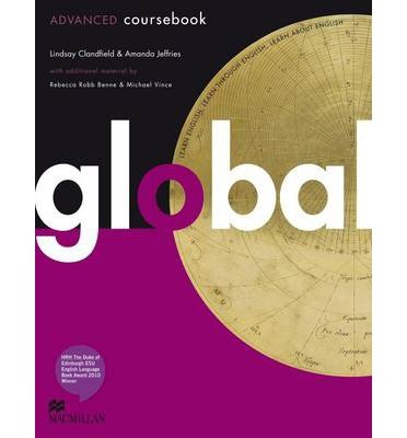 Portada del libro [(Global Business Class Student's Book Pack Advanced Level)] [ By (author) Lindsay Clandfield, By (author) Amanda Jeffries ] [April, 2013]