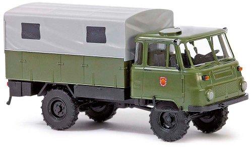 Busch Voitures - BUV50206 - Modélisme - Camion Militaire - LO 2002 A