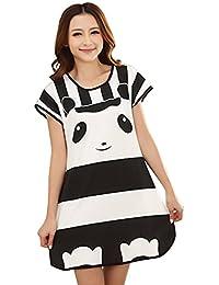 Sanwood - Haut de pyjama - Femme Blanc blanc Taille Unique