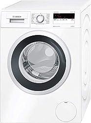 Bosch WAN281KA Serie 4 Waschmaschine Frontlader/ A+++ / 157 kWh/Jahr/ 1400 UpM / 7 kg / weiß / EcoSilence Drive / Trommelreinigung