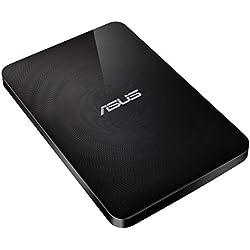Asus Travelair N (WHD-A2) Disque Dur et Lecteur de Carte SD en Wi-Fi, Compatible NFC