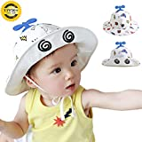 SIYWINA Cappello per bambini Estate Cappello da pescatore Cappello da bimbo