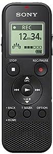 grabadoras de voz: Sony ICD-PX370 - Grabadora de voz digital con 4GB, USB y grabación mp3
