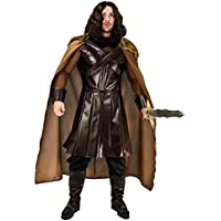 FDC Medieval Norse Snow King Viking Adulto Plus Size