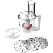 Bosch MUZ5MM1 - Licuadora para robot de cocina de la serie MUM5, color blanco y transparente