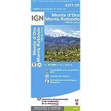 4251OT MONTE D'ORO/MONTE ROTONDO