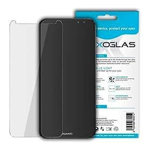 Flexoglas per Huawei Mate 10 Lite Protezione Schermo Antiurto Antigraffio Durezza 9H Protettiva Flessibile Resistente Come Vetro Temperato Pellicola Proteggi Display Filtro Anti Luce Blu Protettivo