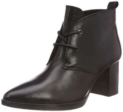 CAPRICE Damen 9-9-25106-21 022 Desert Boots, Schwarz (Black Nappa 22), 38 EU