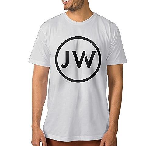 Fashion Men's Jacob Whitesides Tshirts White X-Large
