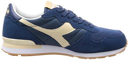 Diadora Herren Camaro Gymnastikschuhe C7395 - BLUE DENIM FADED-BEIGE BLEACHED