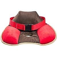 Preisvergleich für Homesave Sitzkissen Kissen Atmungsaktiv Komfortable Memory Foam Schöne Hüften Verbessern Haltung Ischias Schmerzlinderung