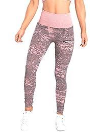 Sporthose Sportleggins Roxy Neu schwarz-pink XL