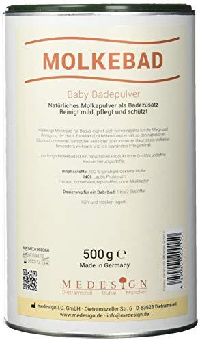 Molkebad für Babys, 500g