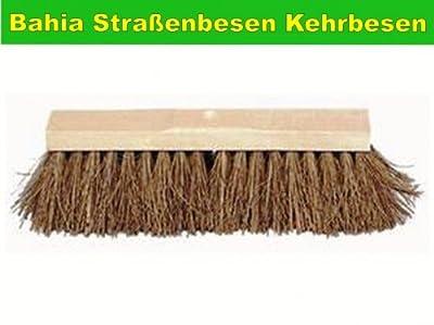Bahia Besen Straßenbesen Kehrbesen 60 cm breit mit Stielloch