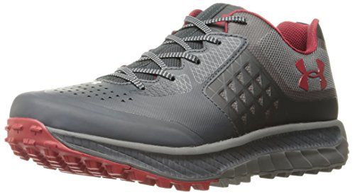 Under Armour UA Horizon Stc, Scarpe da Arrampicata Basse Uomo, Nero (Anthracite), 43 EU