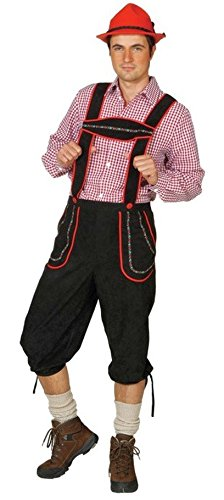 Bayernbub Hose Seppl Trachtenhose Oktoberfest Lederhose Sepplhose Trachtenmode Seppelhose