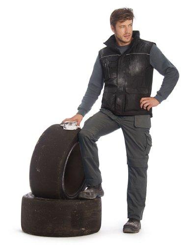 B&C - Workwear Bodywarmer Brown