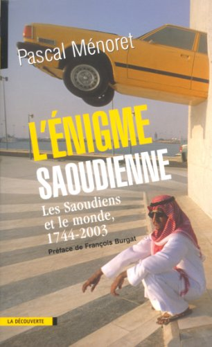 Livres gratuits L'énigme saoudienne pdf