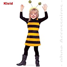 Kostum Bienchen Kinder Biene Kleid Tiere Bienenkostum Cosplay