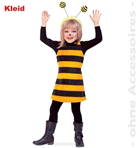 PLÜSCH 116 Baby Kleinkind Kinder-Kostüm Fasching ()