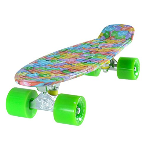 land-surfer-cruiser-skateboard-22-inch-candy-board-solid-green-wheels