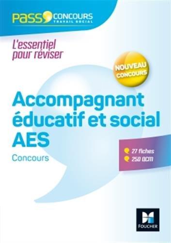 Accompagnant éducatif et social, AES
