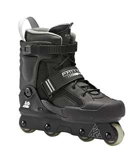 4370bfbd056400 K2 Erwachsene Inline Skate Fatty Pro Schwarz EU 40 (US 7)  Amazon.de ...
