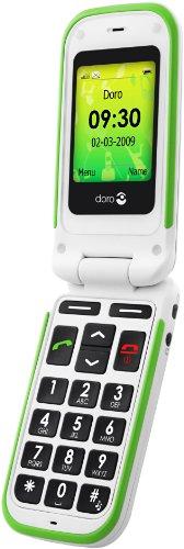 Doro Doro PhoneEasy 410gsm weißHörgeräte kompatibel
