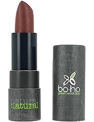 boho green revolution Rouge à Lèvres Lin 107 Couvrant Mat 3,5 g
