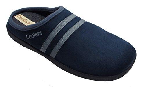 Coolers, Pantofole uomo Navy