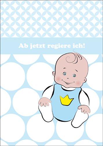babykarte-glckwunschkarte-zur-geburt-eines-jungen-mit-sem-baby-boy-mit-krone-ab-jetzt-regiere-ich-au