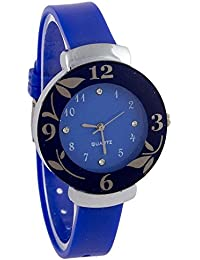 BVM Fashion New Stylish Dial Multicolour Designer Latest Watches For Woman And Girls Analog Watch - For Girls