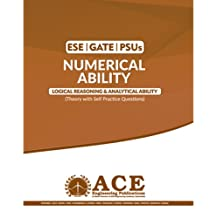 ESE/GATE/PSUs Numerical Ability, Logical Reasoning & Analytical Ability