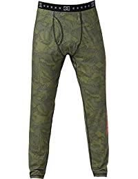 DC Mens dingy Bottom Thermal Base Layer Pants In Jasper Pattern Green Camo