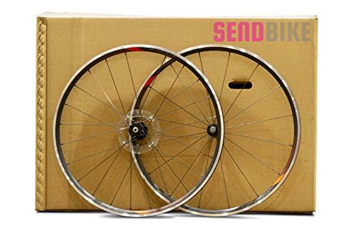 SendSecure Transportkartons/Transportboxen für Fahrradfahren, extra groß, 190 x 23 x 112 cm, 10 Stück -