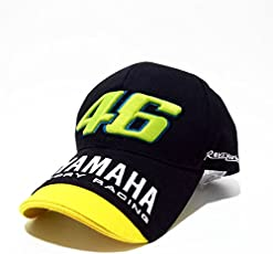 YourShoppingCube Moto GP Racing Yamaha 46 Baseball Cap (Black)